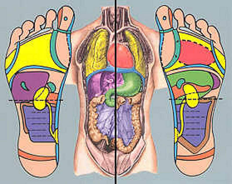 The Benefits of Reflexology